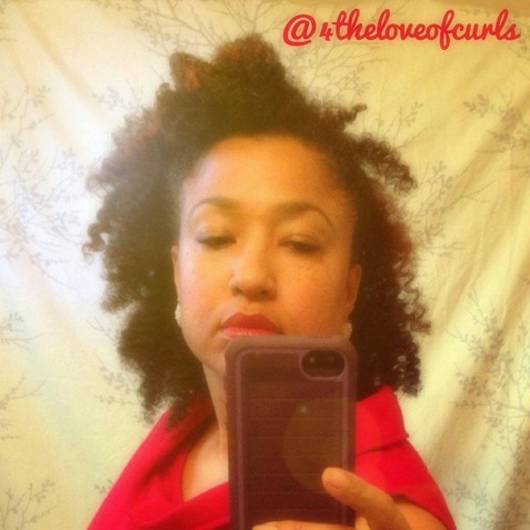 ... Healthy Natural Kinky and Curly Hair - Your Dry Hair Days Are Over